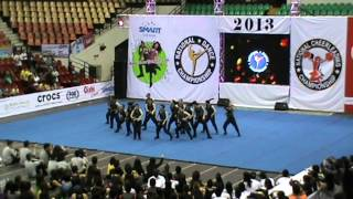NDC 2013 HIPHOP CHAMPIONS: ASSUMPTION COLLEGE DANCE TROUPE (ACDT)
