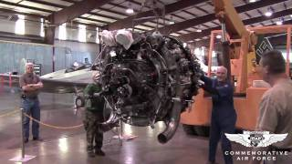 """B-29 """"FIFI"""" A Story of New Engines"""