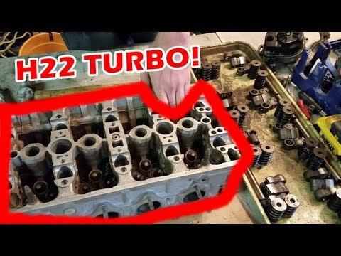 H22 Disassembly - H22 Turbo Ef Sedan Build