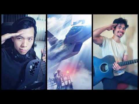 'Daredevil' Ace Combat 7 - Acoustic Guitar Duo Cover