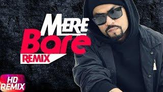 Mere Baare | Audio Remix | Bohemia | Latest Remix Song 2018 | Speed Records