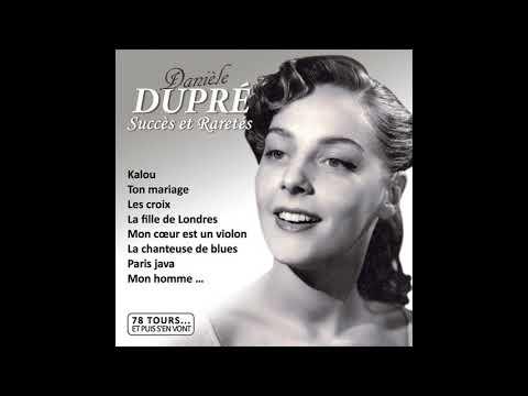 Danièle Dupré - La Gommeuse De 1900