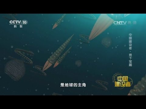 CCTV Documentary:China's shale gas revolution《中国建设者》地下宝藏:页岩气