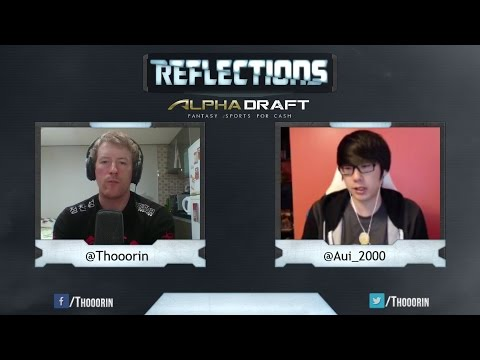 'Reflections' with Aui_2000