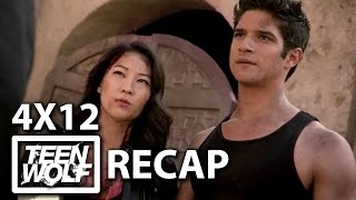 Teen Wolf FINALE - 7 Things You Need to Know Episode 4x12