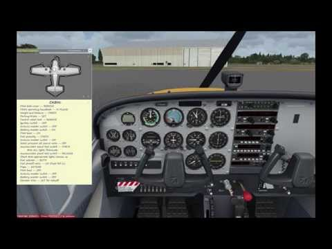 Full IFR Flight (Part 1)