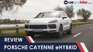 Porsche Cayenne e-Hybrid Review   NDTV carandbike