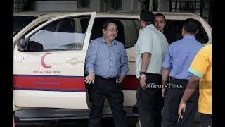 HKL senior pathology team arrives for Nora Anne's post-mortem