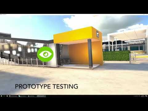 Aurecon using virtual reality to test wayfinding scenarios at Brisbane Airport
