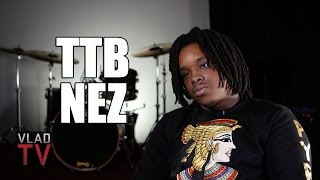 TTB Nez on Getting Shot Twice, Kids Getting Caught in Crossfire in Chicago