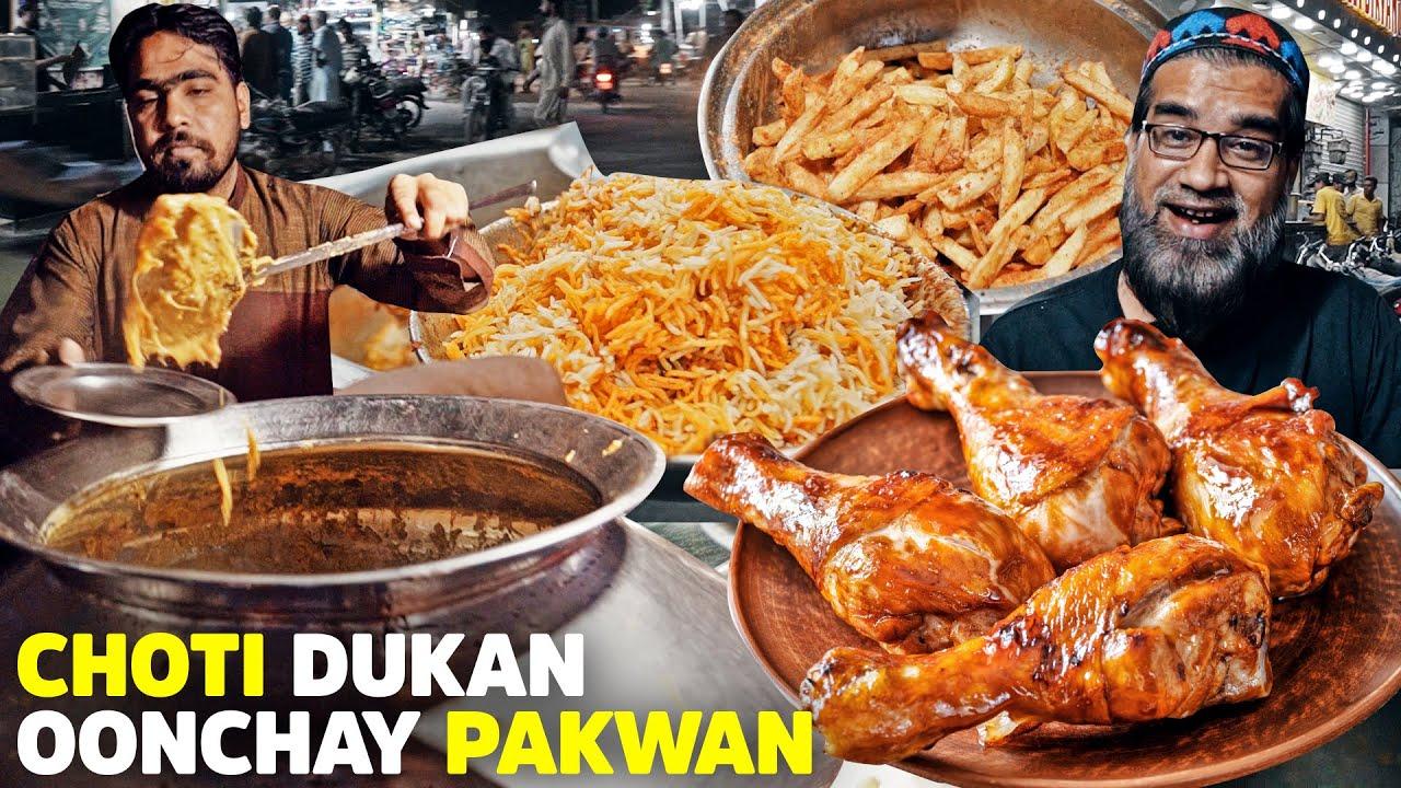 Karachi Street Food, Liaquatabad   Mards Foods Special BBQ   Haleem & Nalli Biryani   Pakistani Food