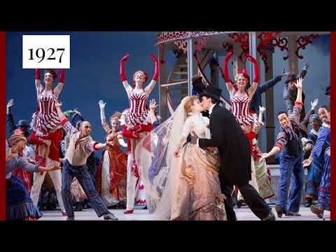 The History Of Musical Theater