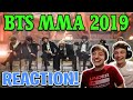 BTS 방탄소년단 MMA 2019 REACTION!! - Full Live Performance!