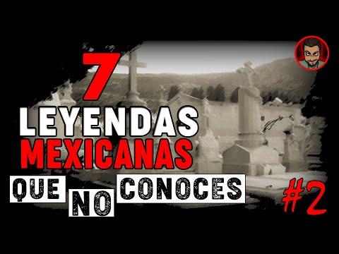 7-leyendas-mexicanas-que-quizÁ-no-conoces-#2- -historias-de-terror- -#inframundorelatos