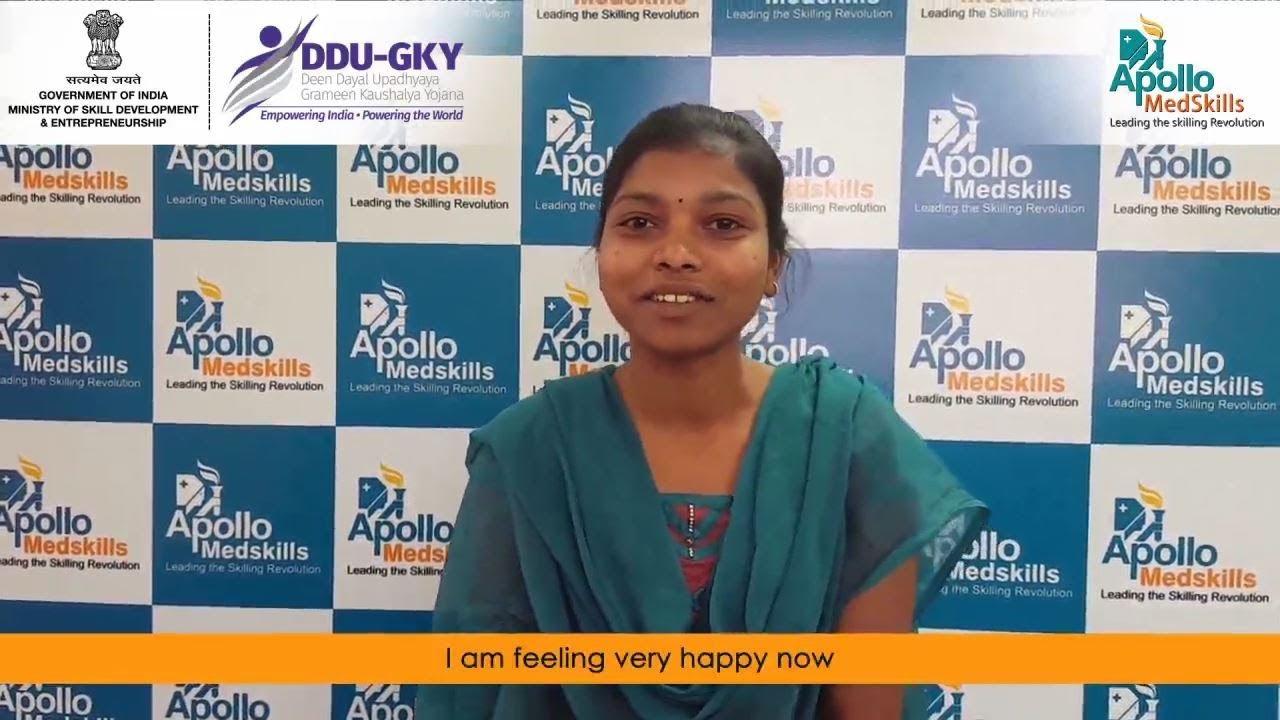 Student Testimonial | ARUNA - GDA Student | Apollo MedSkills | T2