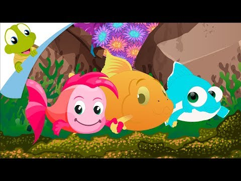 I Am A Fisha Queen - Fishes Song For Children - Kids Songs