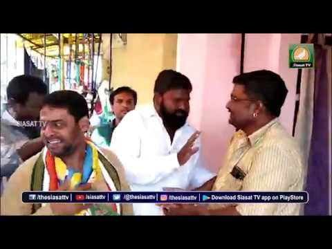Mohammed Ghouse exposes TRS-MIM hypocrisy. Ali Masqati also campaigns with him.