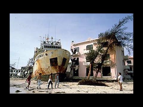 HURACÁN DEL SIGLO : GILBERTO   HISTORIA COMPLETA (9 días de terror)