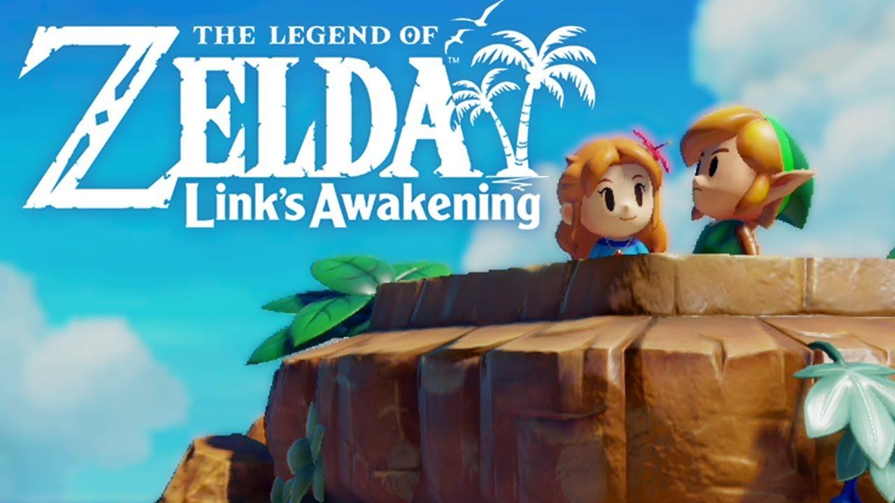 The Legend Of Zelda Link S Awakening Date With Marin Nintendo Switch Part 6