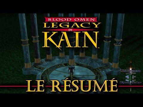 Blood Omen - Legacy of Kain : Le Résumé [français]
