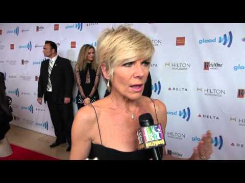 DEBBY BOONE LGBT LOVE at GLAAD 2014
