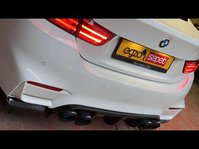 BMW F36 4.20 M4 DÖNÜŞÜM