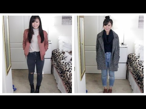 4 Fall/Winter Outfit Ideas! | 2016