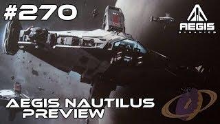 Star Citizen #270 Aegis Nautilus - Preview [Deutsch]