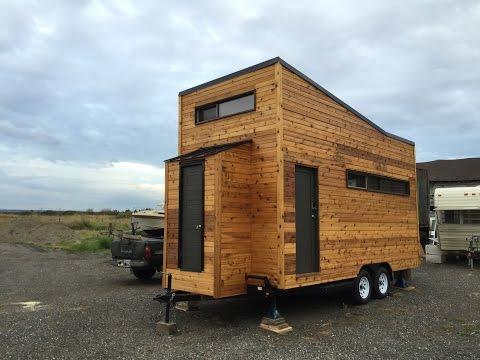Kequyen's Tiny House in British Columbia