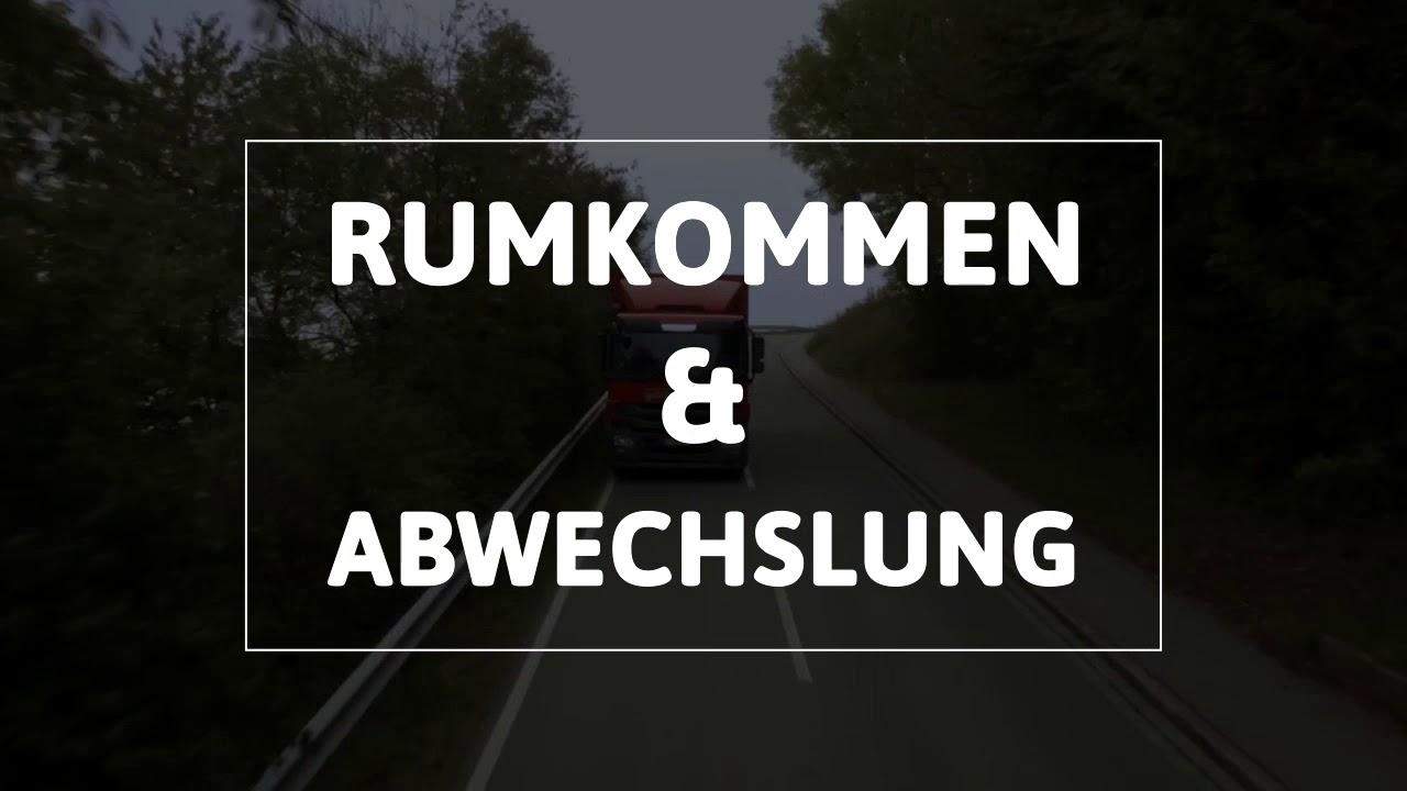 Getränke Geins - Arbeiten als LKW-Fahrer - YouTube