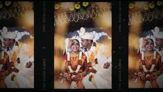 FUll HD Amazing Indian Wedding - Ramesh+Deepa . song : Jashn-E-Baharaa (Instrumental)
