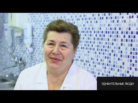 Акушерка Татьяна Ивановна Шестакова
