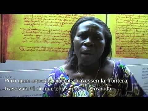 """Situación mujeres en la RD del Congo: Adele Safi es miembro de la """"Marcha Mundial de las Mujeres"""""""