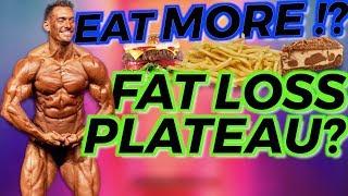 BREAK FAT LOSS PLATEAU (Surprising Answer)