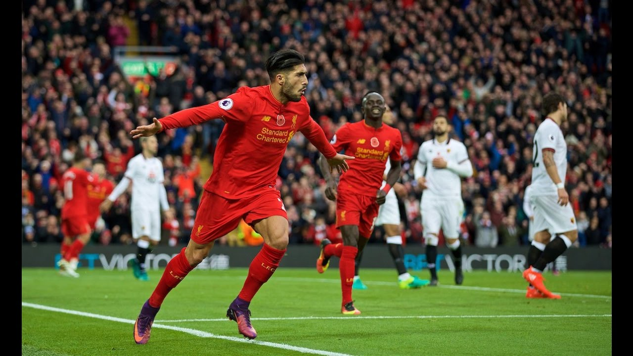 Download Liverpool Vs Watford 6-1 All Goals EXTENDED Full Highlights English Version 6rd Nov 2016