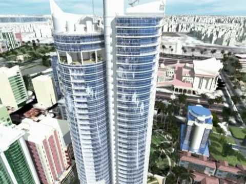 blue marine tower juffair kingdom of bahrain