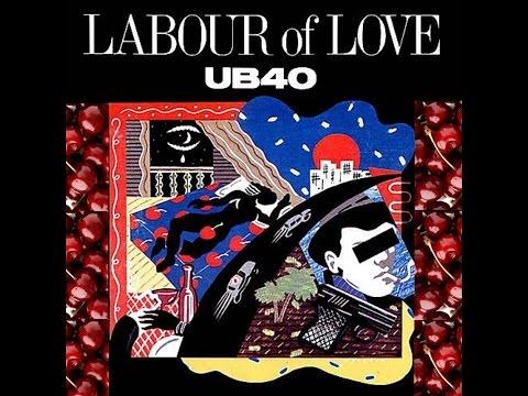 UB40 - Cherry Oh Baby (lyrics)