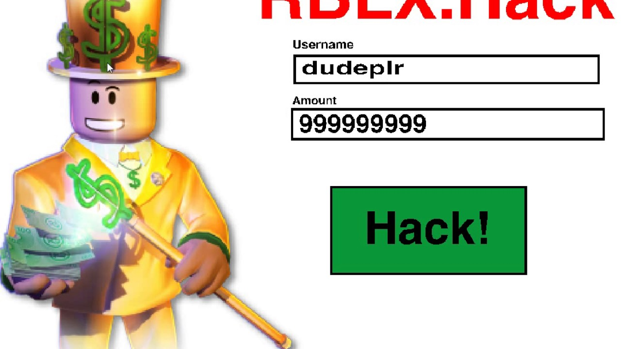 How To Hack Roblox With Robux Roblox Robux Hack 2017 Look In Description Youtube