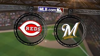 9/14/14: Brewers pound Reds, keep pace in Wild Card