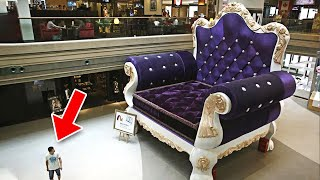 The Biggest Couch In The World