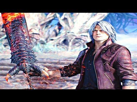 Devil May Cry 5 - Full Game Walkthrough (PS4 Pro) DMC5 2019
