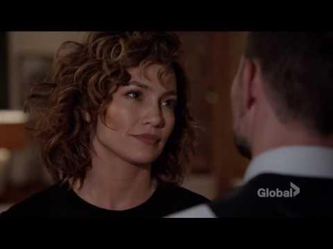 Harlee Santos /James Nava (kiss scene #3) Jennifer Lopez  - Shades of Blue (tv series)