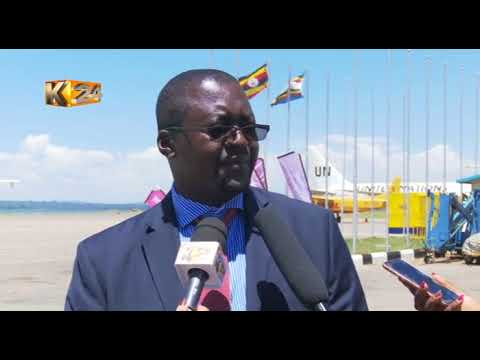 Kenya budget Airline makes its inaugural flight to Entebbe, Uganda