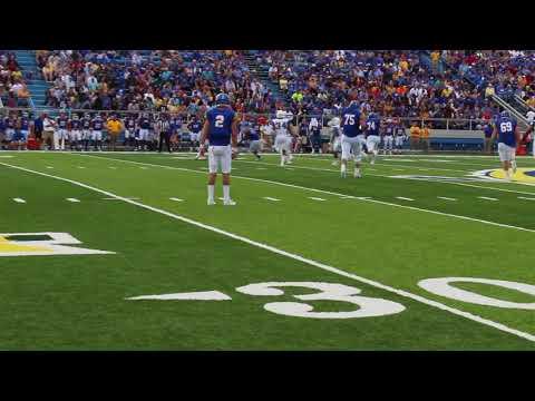 College football homecoming game!! Southern Arkansas vs. SouthEastern Oklahoma State
