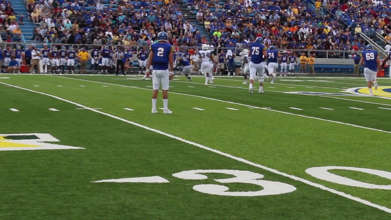 Southeastern Oklahoma State University >> College Football Homecoming Game Southern Arkansas Vs Southeastern Oklahoma State