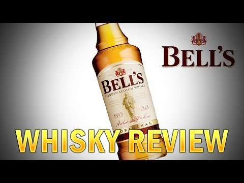 Bell's Blended Scotch Whisky Review #152