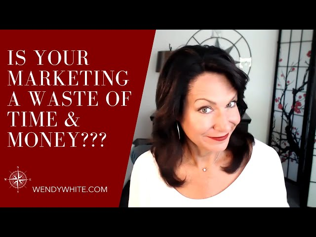 Is your marketing a giant waste of time and money?