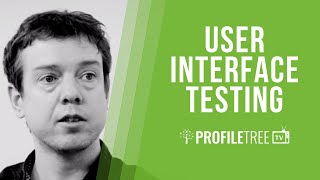 User Interface Testing   Talking Collaboration, Test Automation & UI Testing With Bob Marks #UITest