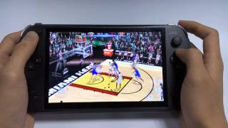 Gameplay/Walkthrough of NBA 2K14 Super Controller JXD S7800b Review - Part 3