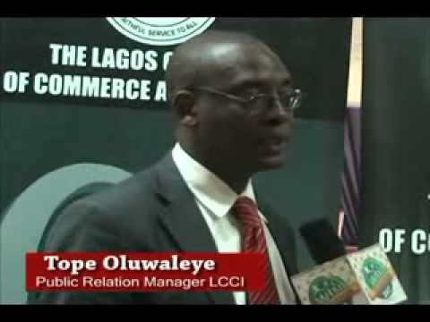 Lagos Chamber of Commerce & industry - Tope Oluwaleye - PRM - LCCI TV